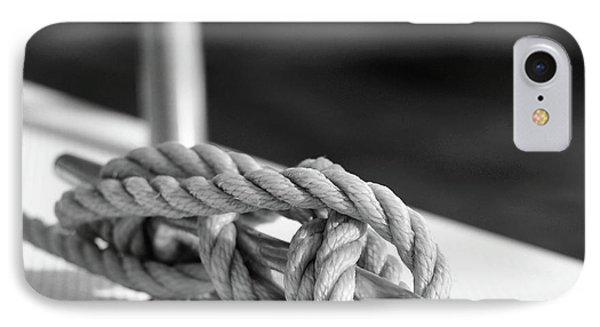Sailor's Knot Square IPhone Case