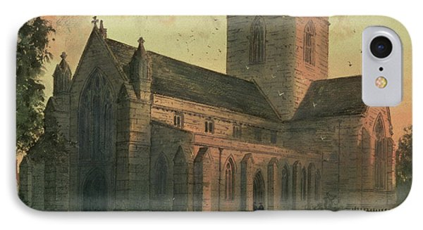 Saint Asaphs Cathedral IPhone Case