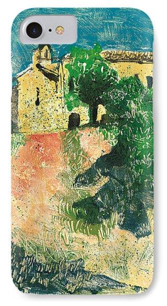 Saint Donat Provence IPhone Case