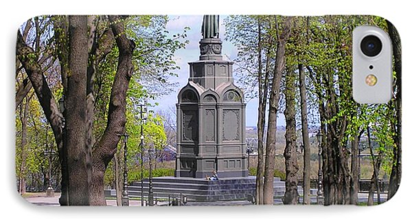Saint Volodymyr IPhone Case
