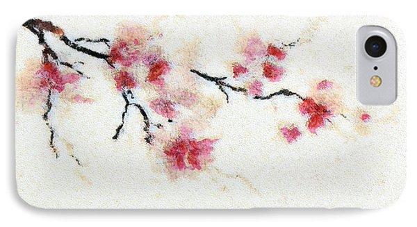 Sakura Branch IPhone Case
