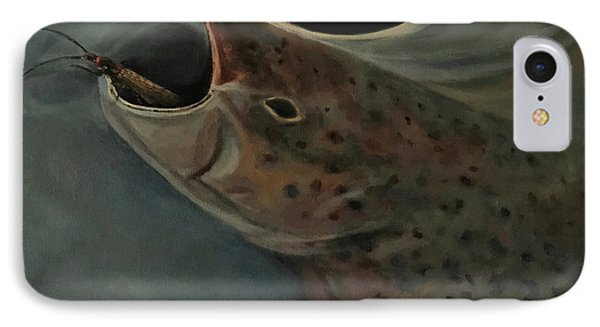 Salmon Flies Are Back IPhone Case
