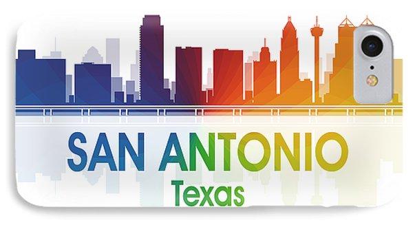 San Antonio Tx IPhone Case