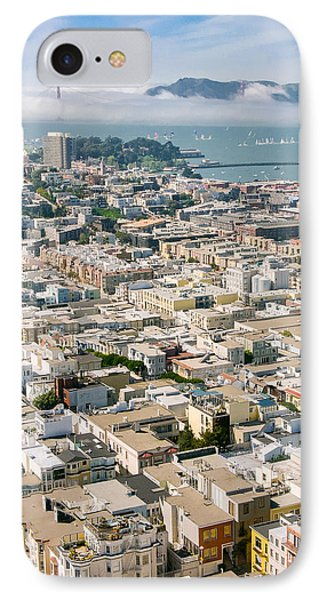 San Francisco Vista IPhone Case