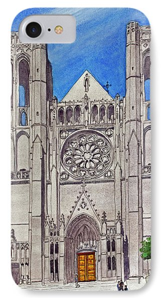 San Francisco's Grace Cathedral IPhone Case