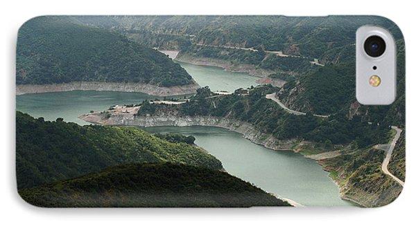 San Gabriel Dam IPhone Case