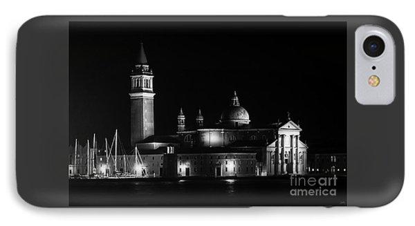San Giorgio Maggiore At Night   IPhone Case