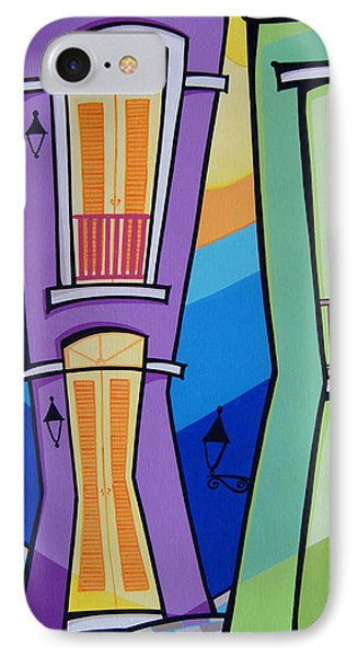 San Juan Alegre-4 IPhone Case