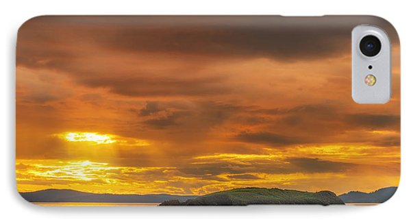San Juan Islands Golden Hour IPhone Case