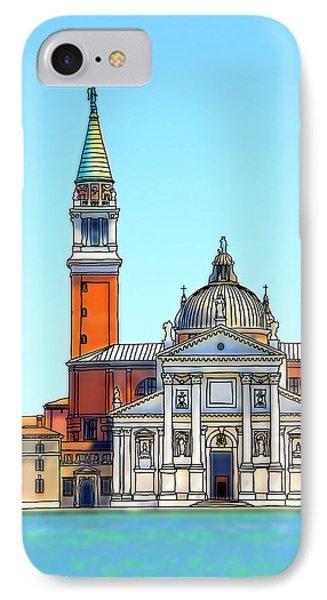 San Giorgio Maggiore, Venice IPhone Case