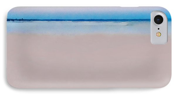 Sand And Sea IPhone Case