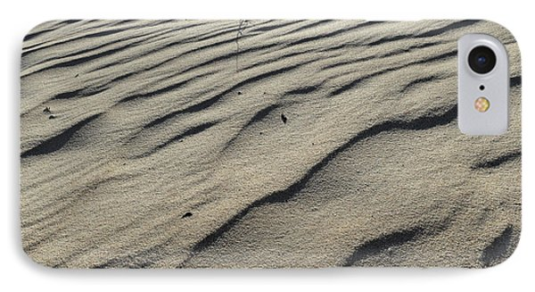 Sand Marks IPhone Case