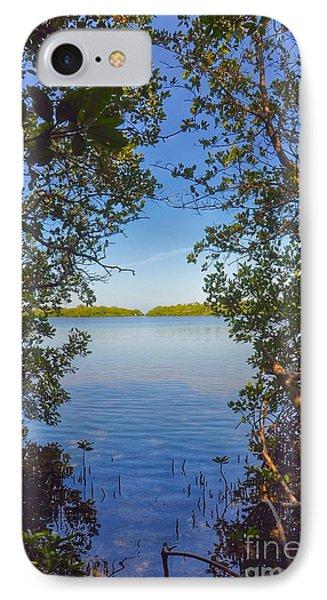Sanibel Bay View IPhone Case