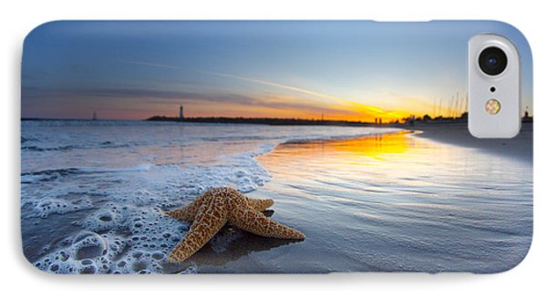 Santa Cruz Starfish IPhone Case