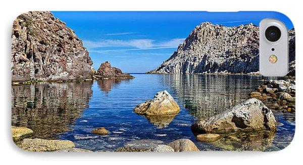 Sardinia - Calafico Bay  IPhone Case