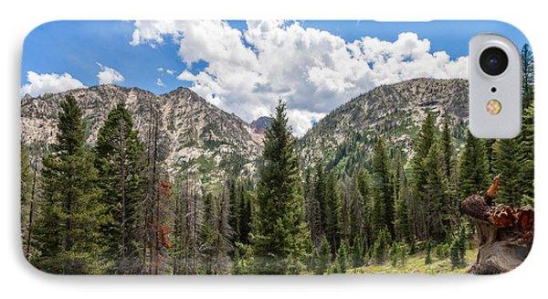 Sawtooth Wilderness 1 IPhone Case