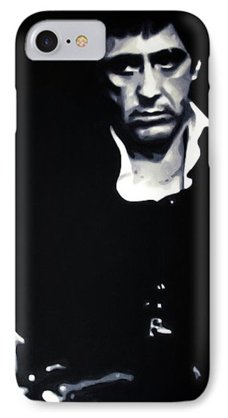 Scarface Moody IPhone Case