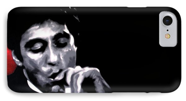 Scarface Widescreen IPhone Case