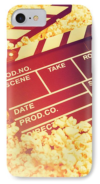 Scene From An American Movie IPhone Case