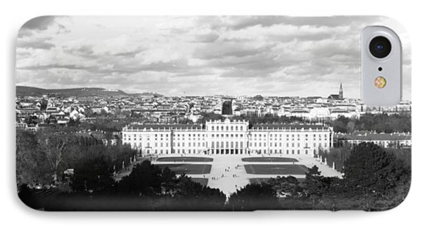 Schloss Schoenbrunn #1 - Vienna IPhone Case