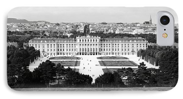 Schloss Schoenbrunn #2 IPhone Case