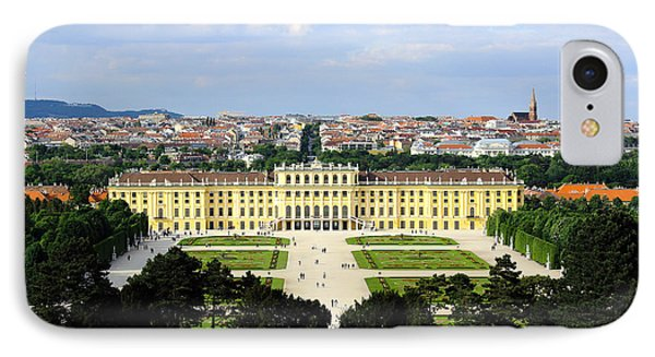 Schloss Schoenbrunn, Vienna IPhone Case