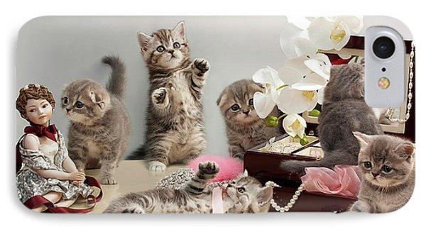 Scottish Fold Cats IPhone Case