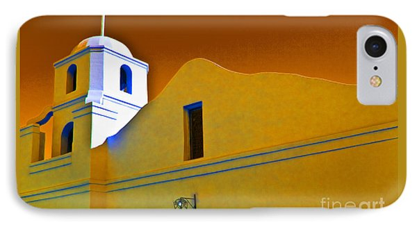 Scottsdale Mission IPhone Case