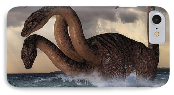 Sea Hydra IPhone Case
