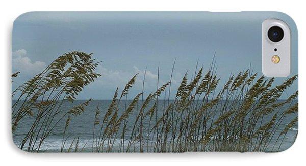 Sea Oats On Wrightsville Beach IPhone Case