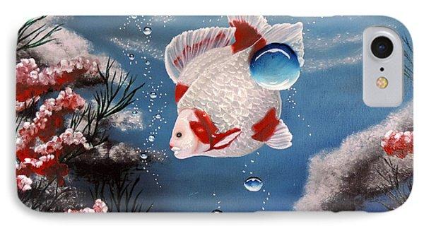 Sea Princess IPhone Case