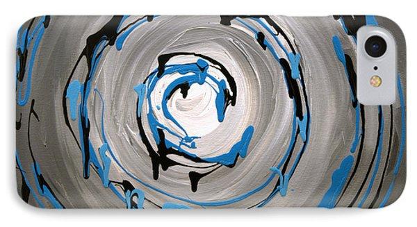 Sea Swirl  IPhone Case