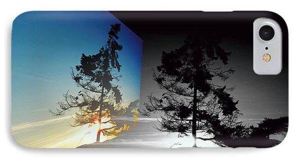 Sechelt Tree IPhone Case
