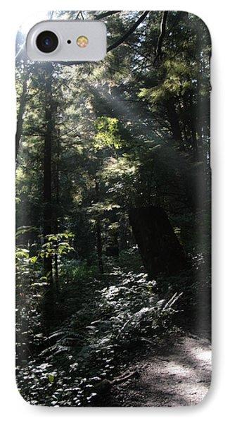 Secret Path IPhone Case