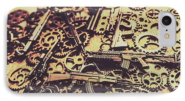 Security Stockpile IPhone Case