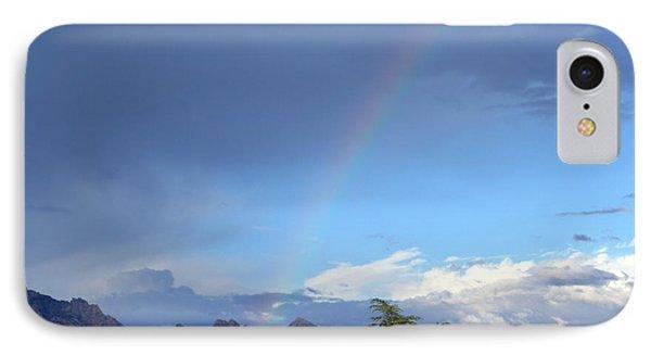 Sedona Rainbow Monsoon IPhone Case