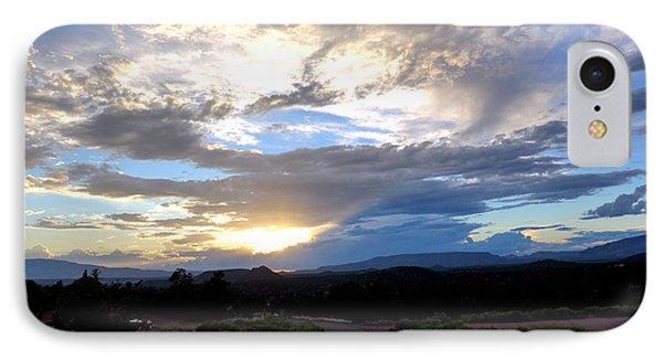 Sedona Sunset Sky IPhone Case