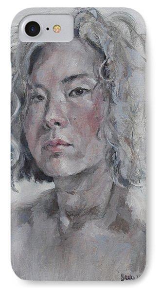 Self Portrait 1501 IPhone Case
