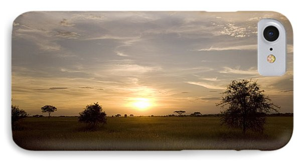Serengeti Sunset IPhone Case