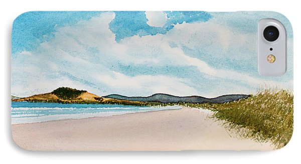 Seven Mile Beach On A Calm, Sunny Day IPhone Case