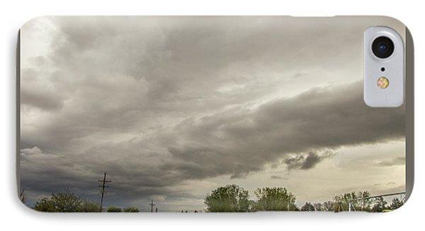Severe Nebraska Weather 013 IPhone Case