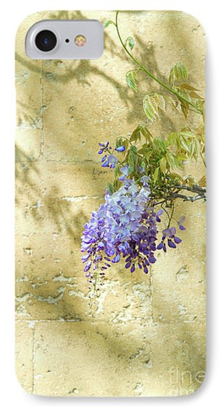 Shadows Of Wisteria IPhone Case