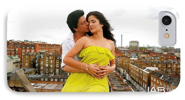 Shahrukh Katrina Kaif Jab Tak Hai Jaan IPhone Case