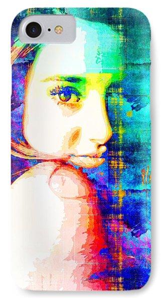Shailene Woodley IPhone Case