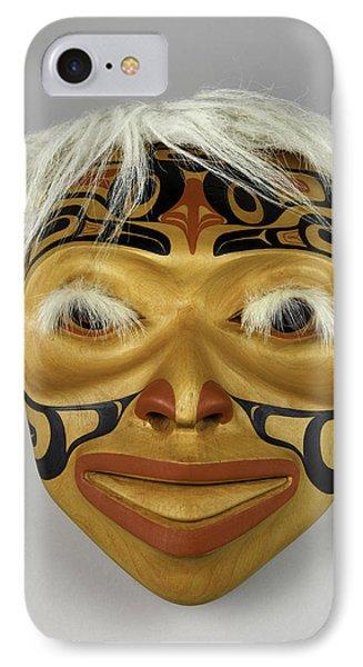 Shaman's Mask IPhone Case