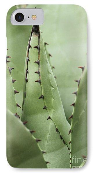 Sharp Impressions IPhone Case