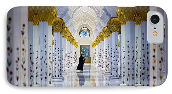 Sheikh Zayed Grand Mosque IPhone Case