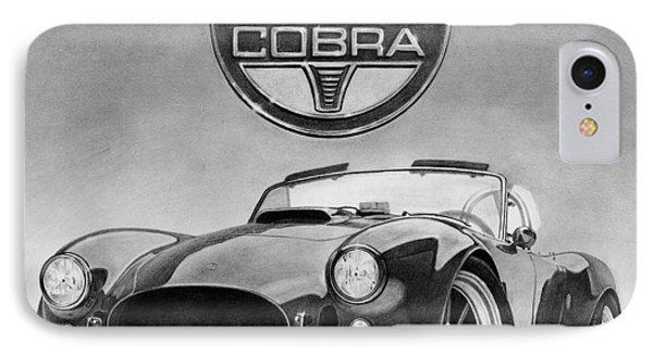 Shelby Cobra IPhone Case