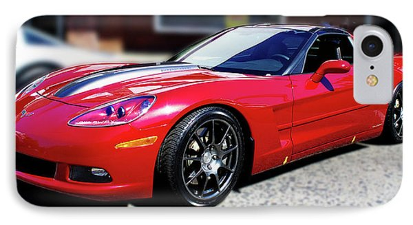 Shelby Corvette IPhone Case