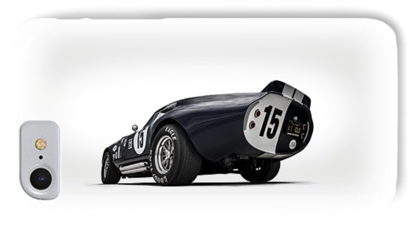 Car iPhone 8 Case - Shelby Daytona by Douglas Pittman